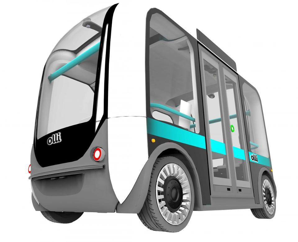 #AccessibleOlli will be at CES with a mission of autonomous for all of us.