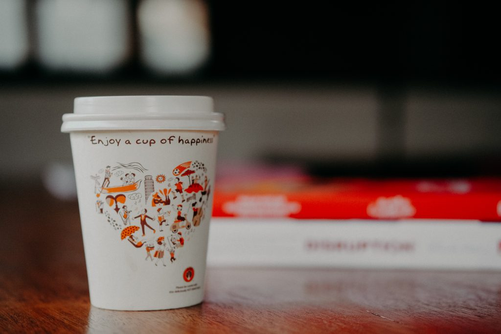 """Where can I get a cup of coffee""? That one simple question can drive better customer experiences."