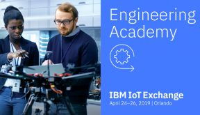 Want to optimize your engineering lifecycle? Come to IoT Exchange to learn how