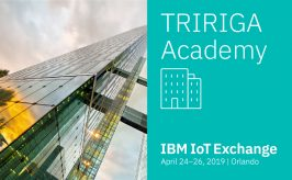 Join us for the TRIRIGA Academy, part of the IBM IoT Exchange