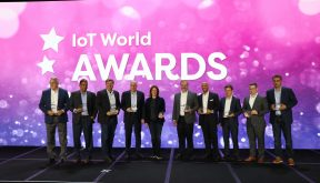 And the winner is……Watson IoT at the IoT World Awards 2019!