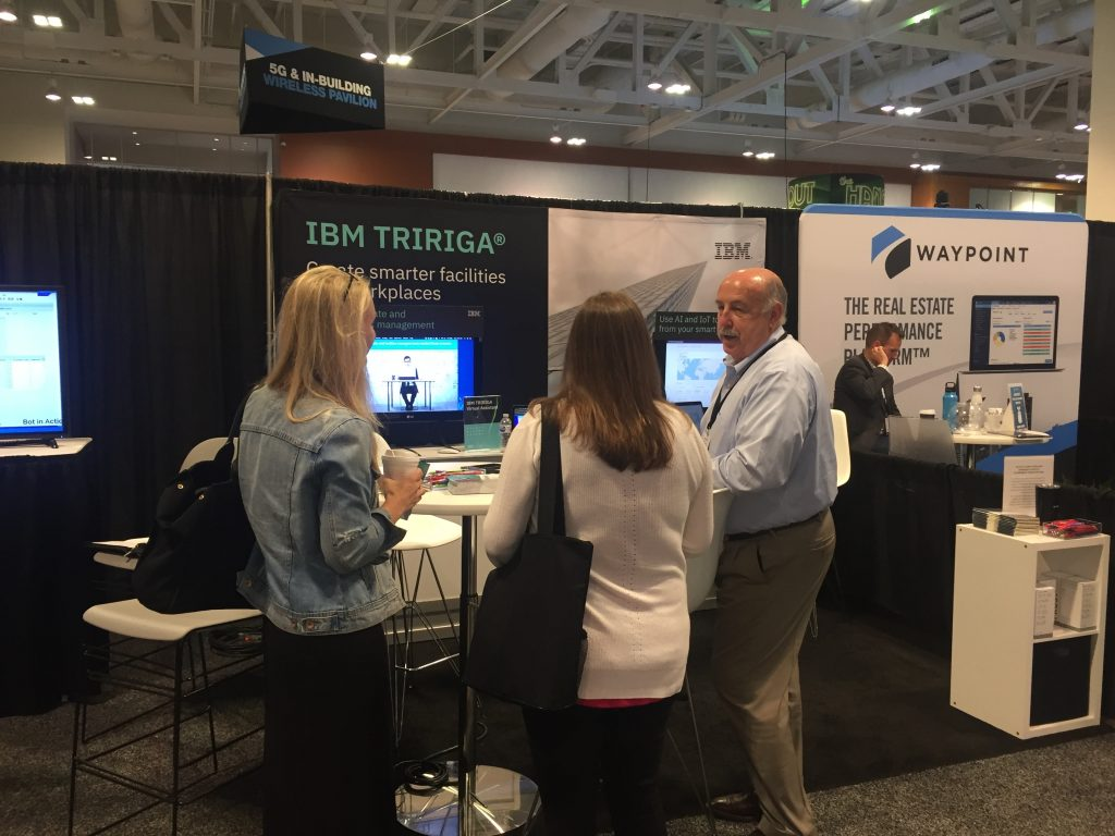 Attendees got a first-hand look at TRIRIGA  - IMG 2653 1024x768 - Did you recalibrate at Realcomm? What we saw at this year's conference.