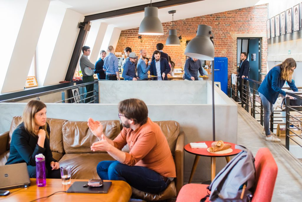 Having the right mix of space can keep employees more engaged and productive.