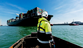 How the  Port of Rotterdam is using IBM digital twin technology to transform itself from the biggest to the smartest.