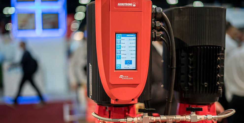 AI-powered pumps deliver big ecological and economical benefits