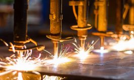 Industrial product manufacturing