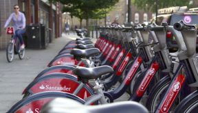 The journey to AI: keeping London's cycle hire scheme on the move