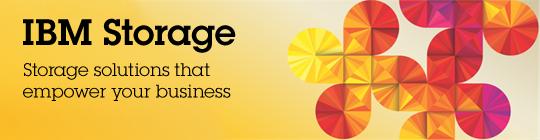 Image result for ibm storage banner
