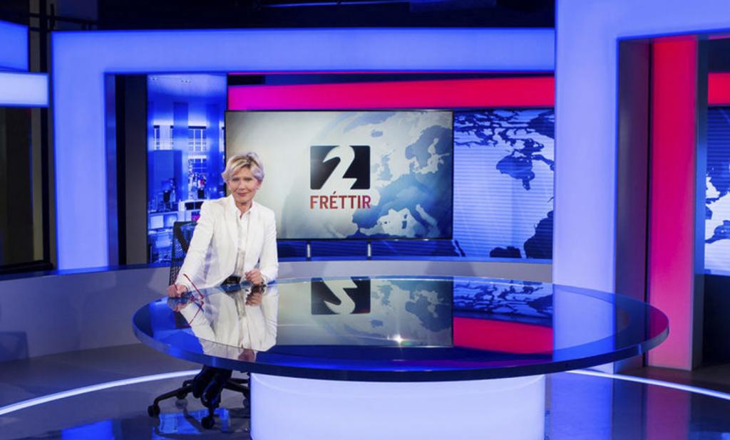 Icelandic TV station adopts Aurora DataCloud