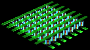 Large networks of resistive memory devices could play a central role in future non-von Neumann computing systems.