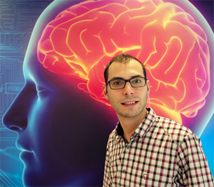 Manuel Le Gallo's research will inspire a new generation of extremely dense neuromorphic computing systems)