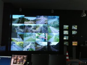 Traffic Control Center in Grenoble