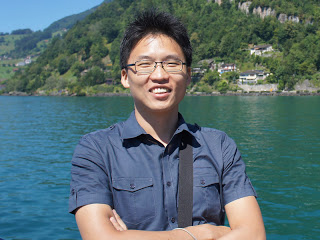 Inseok Hwang, Research Staff Member, Mobile Applications & Mobile Enterprise Computing, and Master Inventor, IBM Research