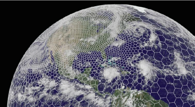 A new supercomputing-powered weather model may ready us for