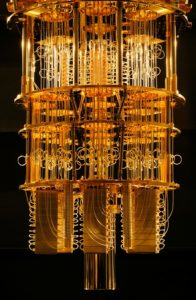 IBM quantum computer developer
