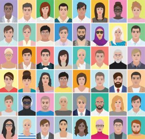 Diversity in Faces