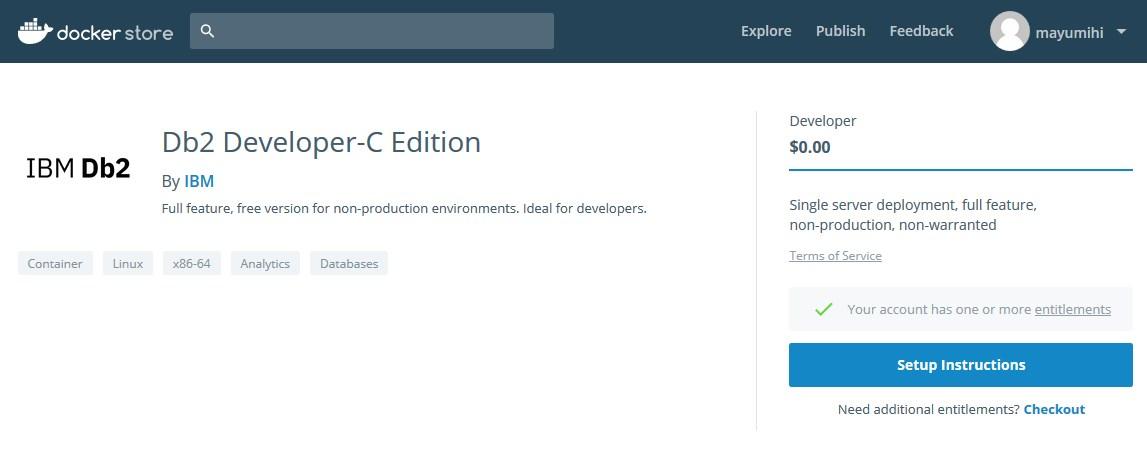 Db2 Developer-C Edition