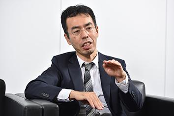河本薫さんの人像イメージ