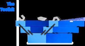 ツールキットのイメージ