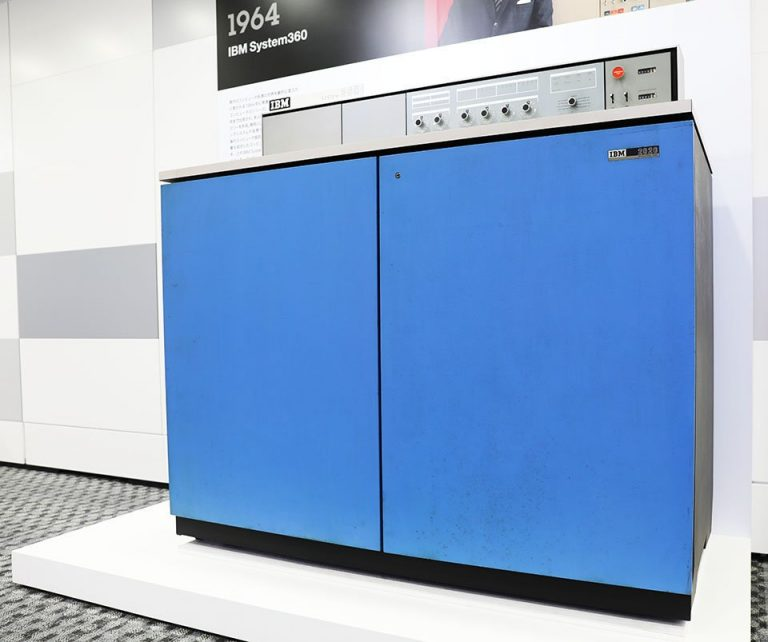 IBM System/360の画像
