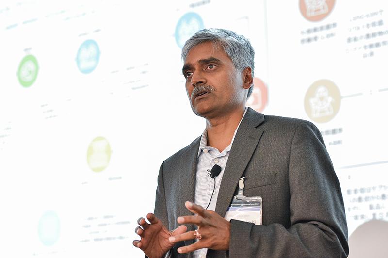 IBM Global Business ServicesのSai Yadatiの写真