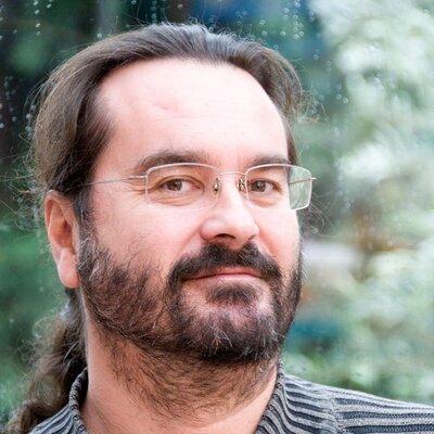 Jean-Francois Puget博士の写真