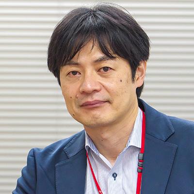 松島 英樹氏