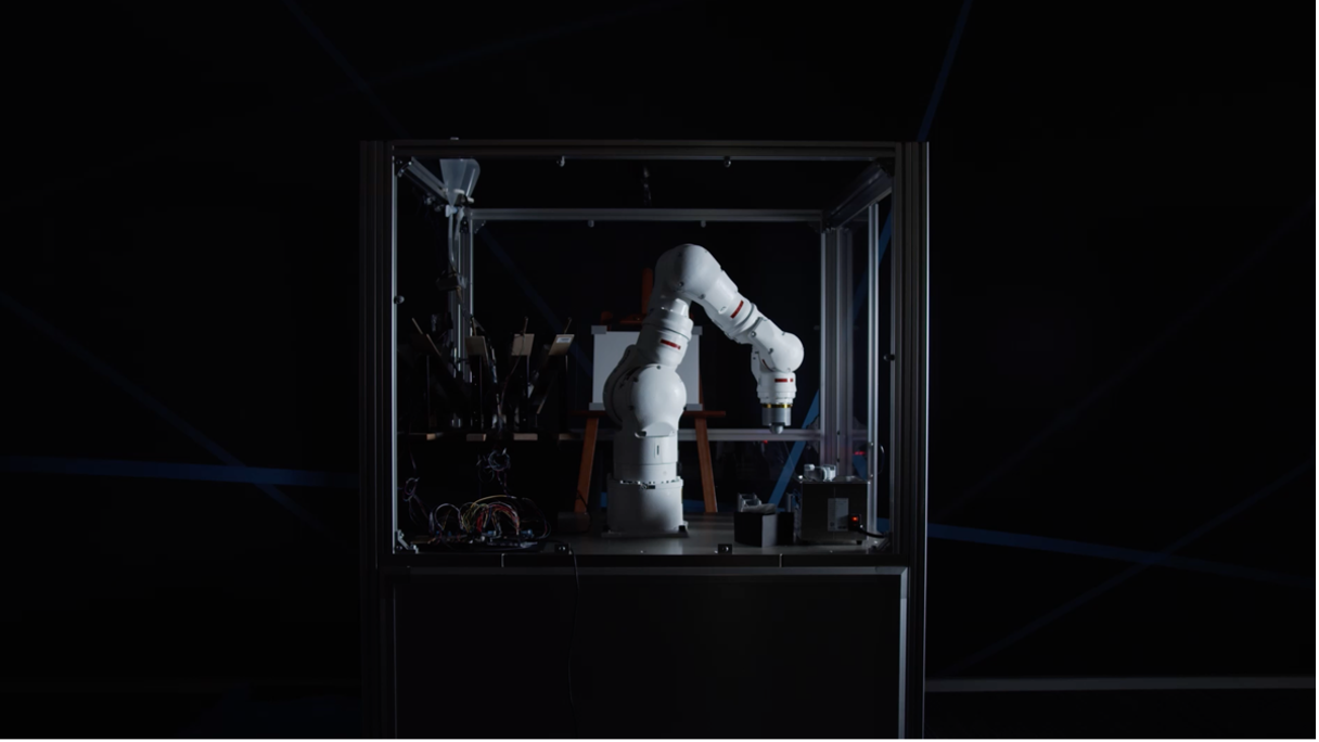 図 ロボットの外観