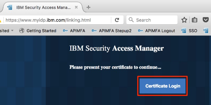 Linking Client Certificates to an ISAM Account - Shane Weeden's Blog