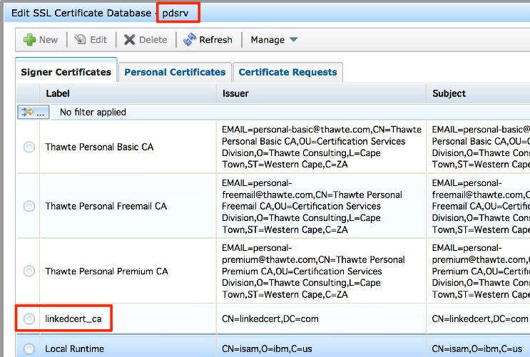 Linking Client Certificates To An Isam Account Shane Weedens Blog