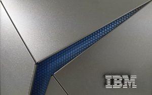 IBM z14のフロントパネルの画像