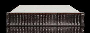 IBM Storwize V5000Eの製品画像