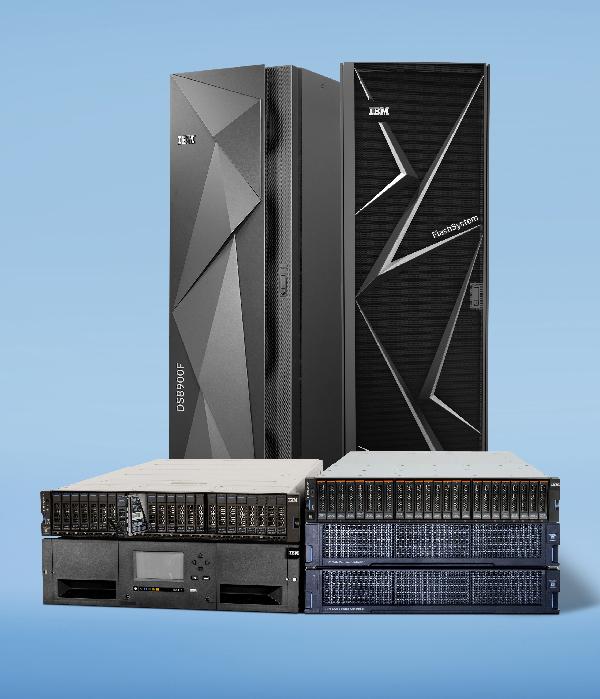 IBM Storageの主要製品