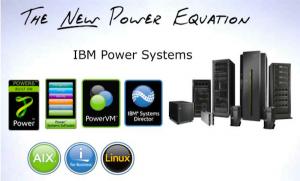 発表当時のIBM Power SystemsのSocial Tile