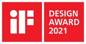 iF Design Award 2021のロゴ画像