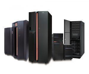 IBM System p 製品ファミリー画像