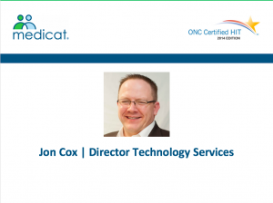 Jon Cox, the Director of Technology Services hosts the available webinar. Integrated Infrastructure