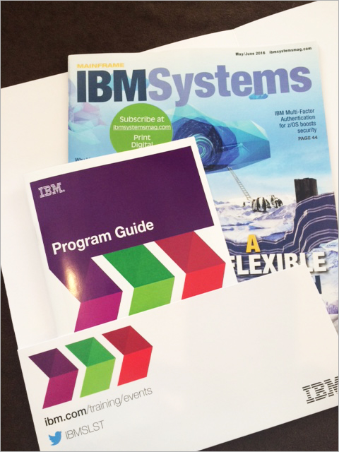 ibm systems event loot, IBM Tech Event