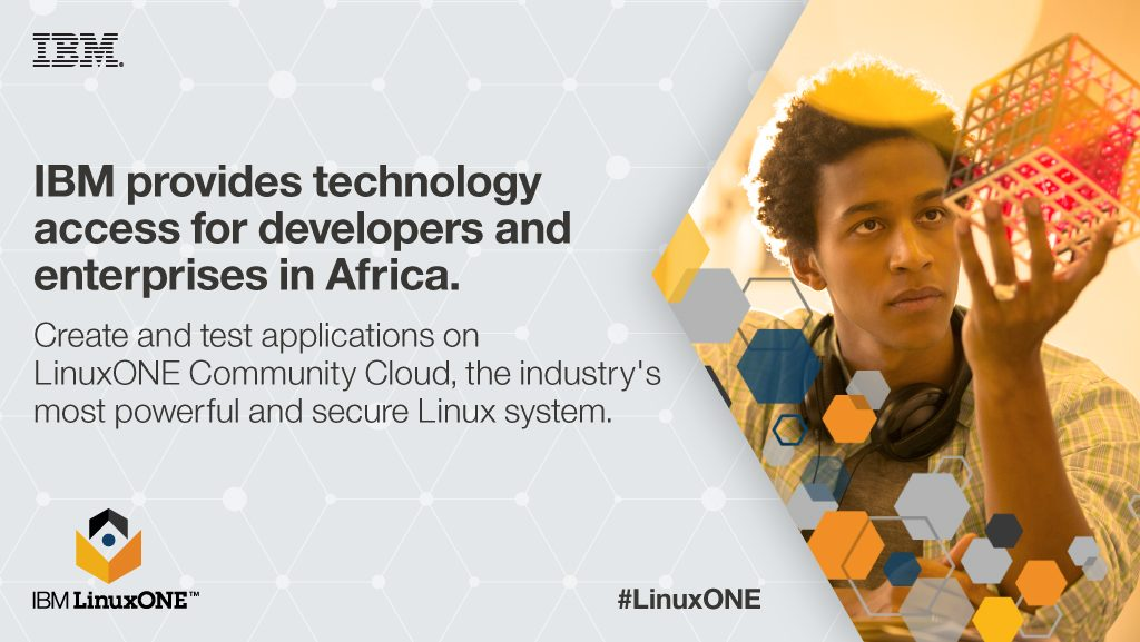 linuxone in africa community cloud, Linux Africa