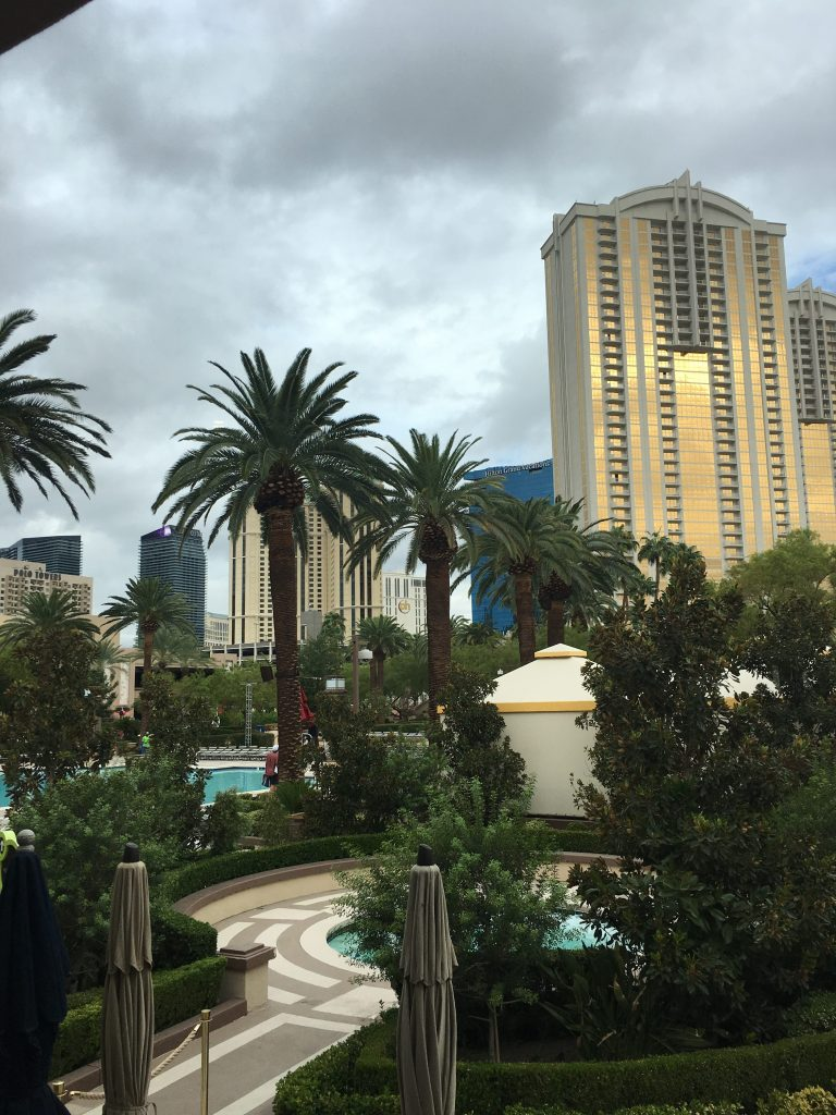 Las Vegas, IBM Edge 2016