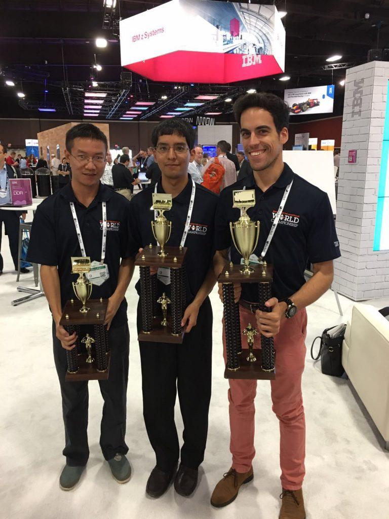 winners - Master the Mainframe