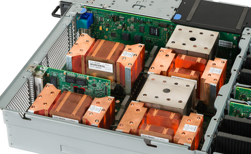 IBM Power Systems S822LC with NVIDIA NVLink and Tesla P100, High Performance Computing