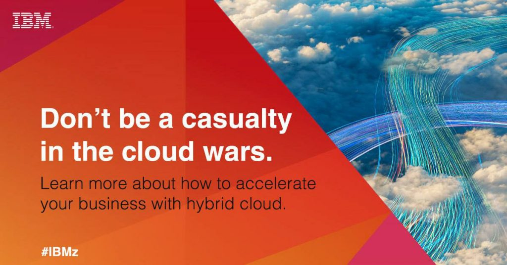 don't be a casualty in the cloud wars