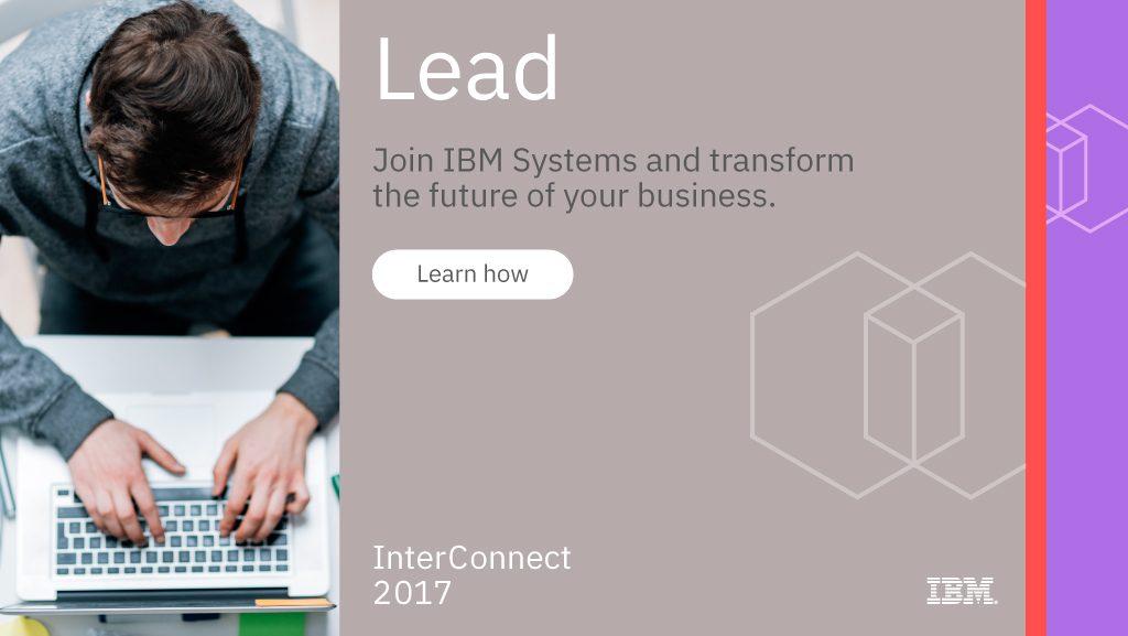 interconnect registration, InterConnect 2017