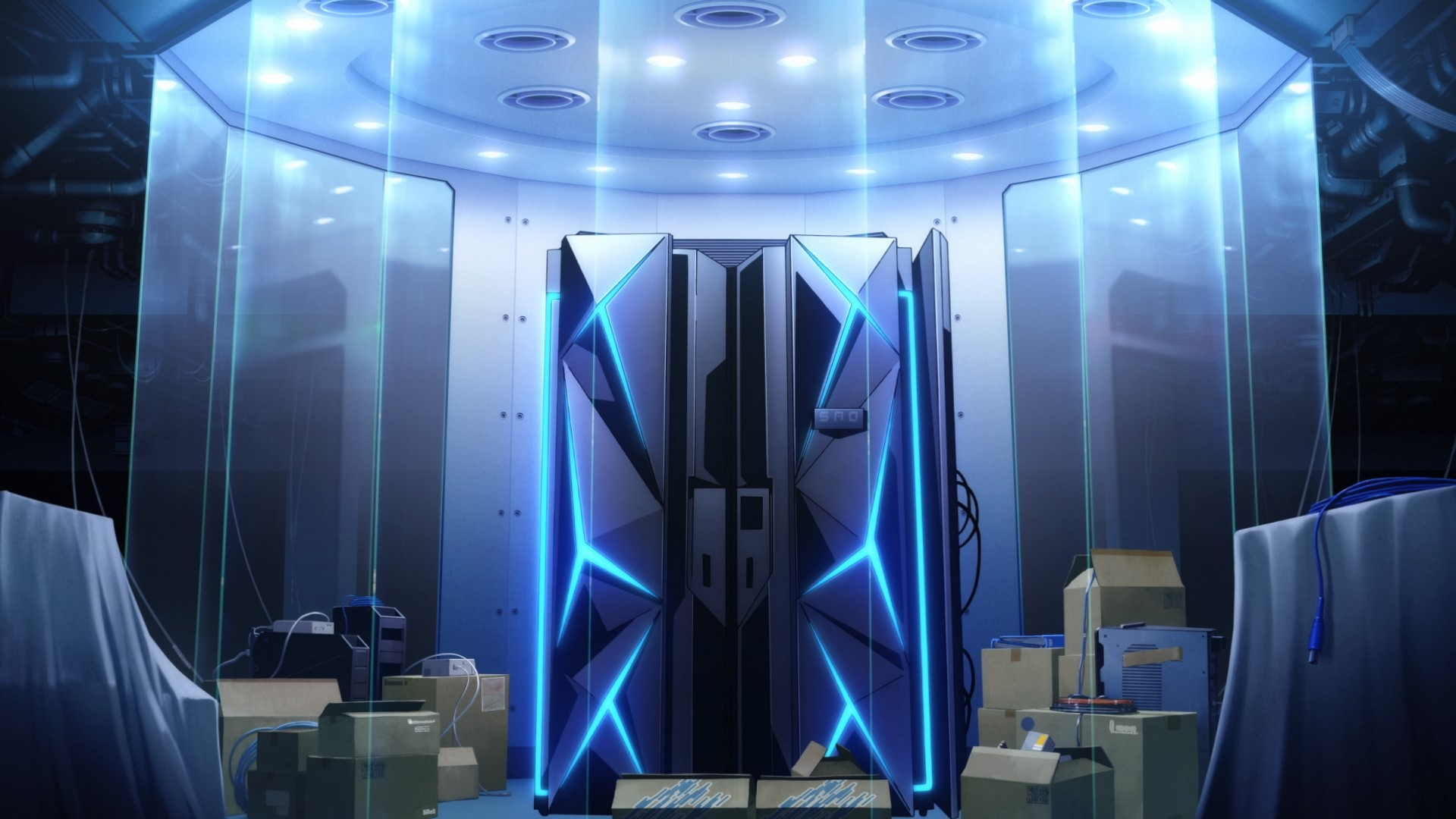 Making ibm magic with sword art online the movie ibm it server from sword art online the movie sword art online server gumiabroncs Choice Image