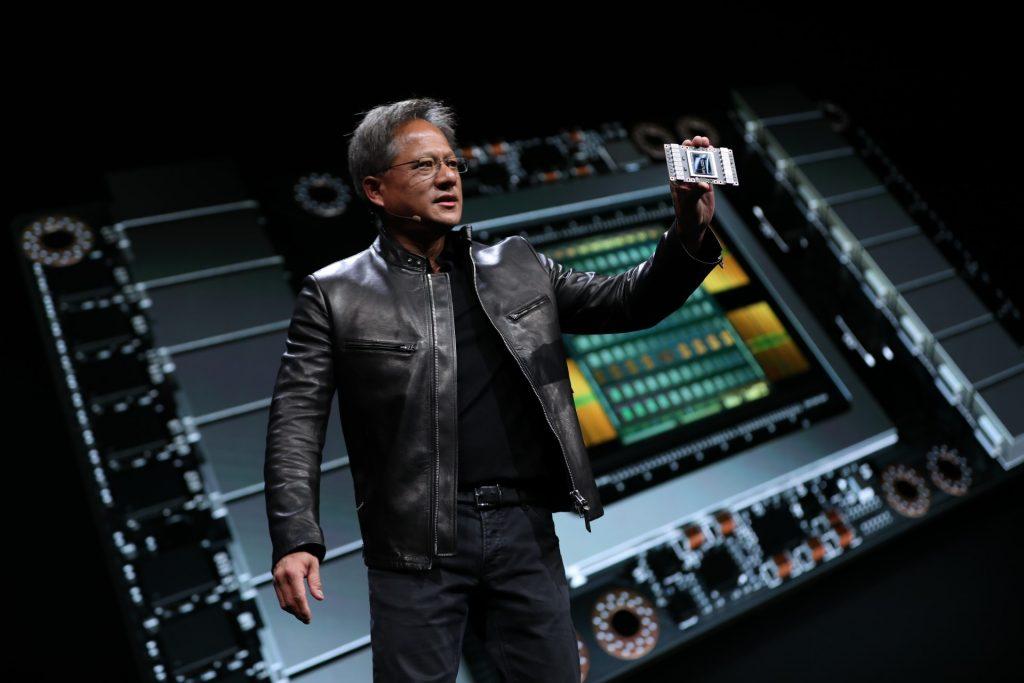 NVIDIA CEO Jenson Huang