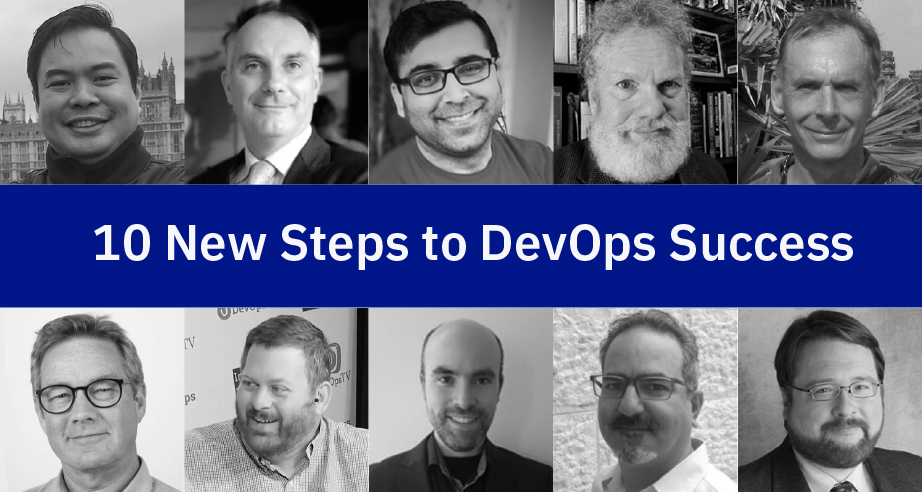 10 new steps to DevOps success!
