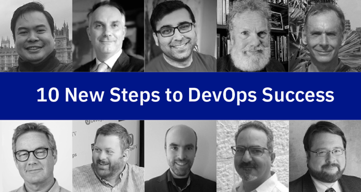 10 new steps to devops success - click here