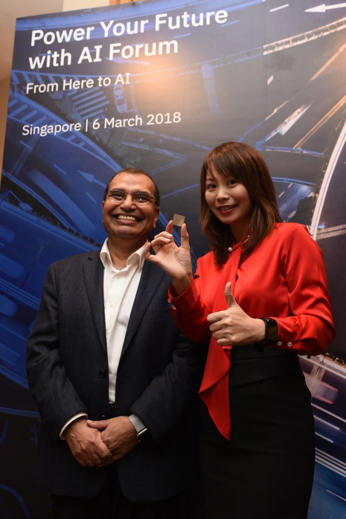 power your future with AI forum in Singapore, POWER9 Chip