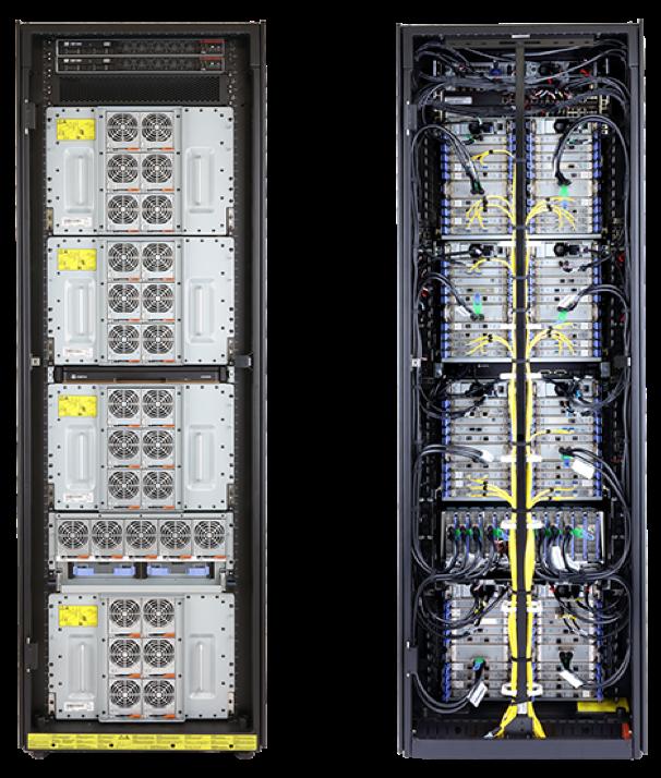 IBM unveils new cloud-ready mainframe based on single-frame design ...